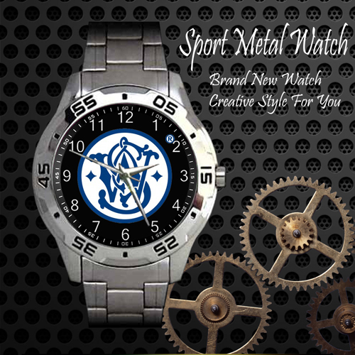 Smith And Wesson Firearms 2nd Amendment Sport Metal Watch