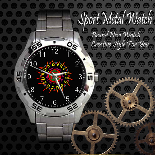 Alice In Chains Rock Band Sport Metal Watch