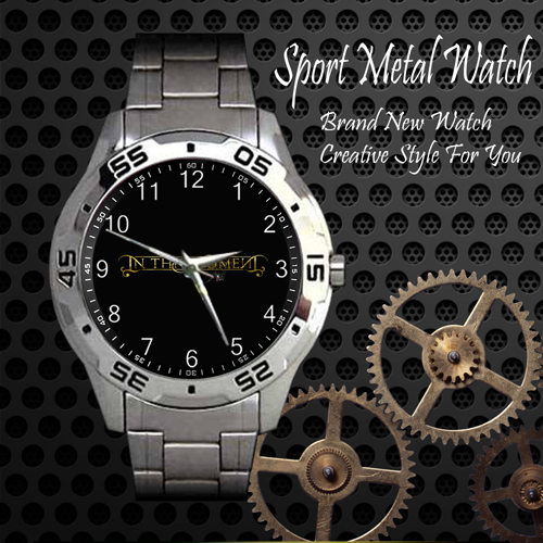 In This Moment 2 Rock Band Sport Metal Watch
