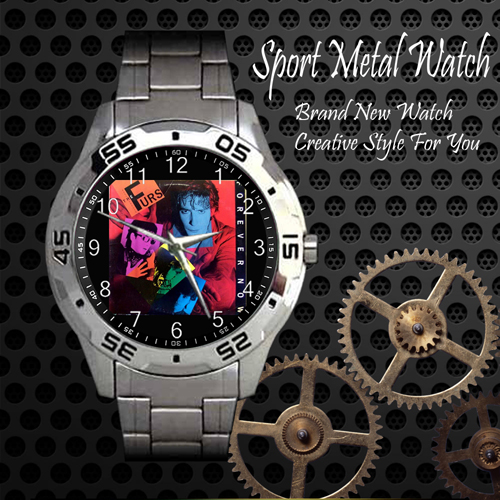 Psychedelic Furs 1982 Forever Now Rock Band Sport Metal Watch