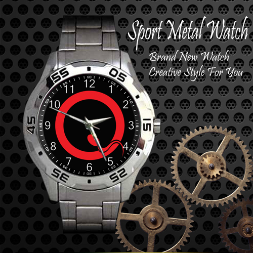 Queens Of The Stone Age 1 Rock Band Sport Metal Watch