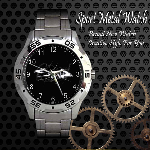 Staind Rock Band Sport Metal Watch